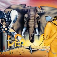 Материализация духов и раздача слонов
